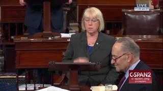 Sen. Murray Challenges Senate GOP on Trumpcare