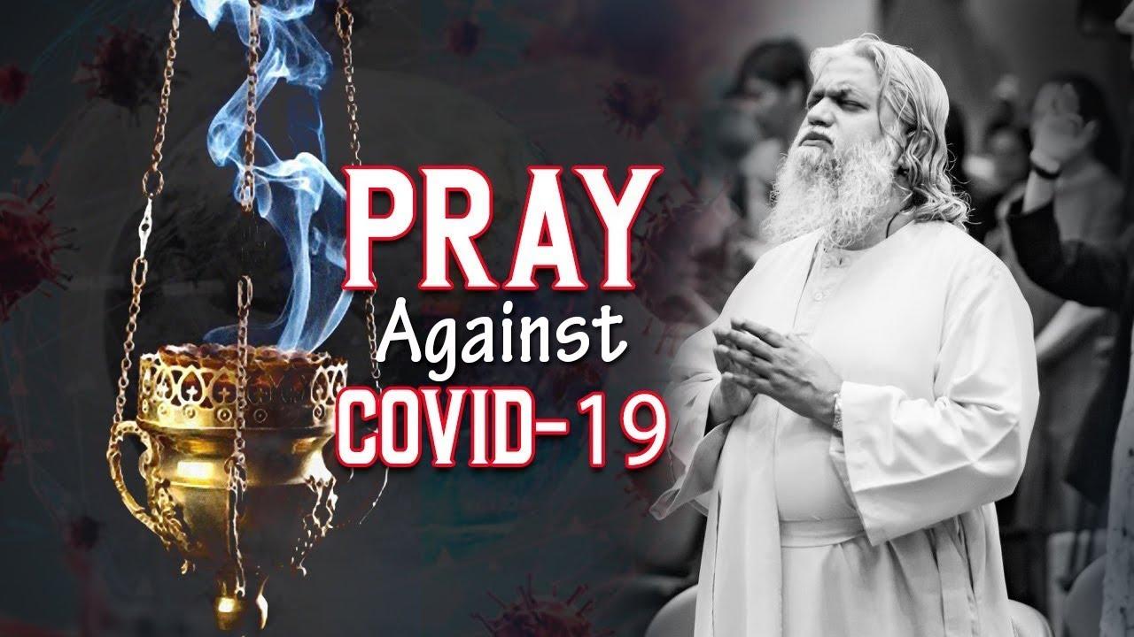 Pray Against COVID-19 | Sadhu Sundar Selvaraj | Angel TV