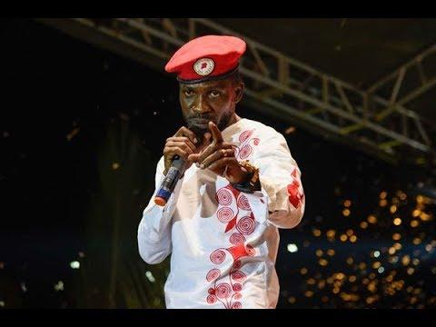 Breaking News: Ugandan police arrest Bobi Wine