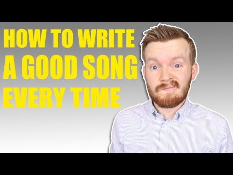 The Magical Songwriting Process