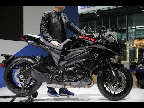Tin nhanh / - Chiêm ngưỡng Suzuki Katana  màu đen xuất hiện, phái mạnh bủa vây.