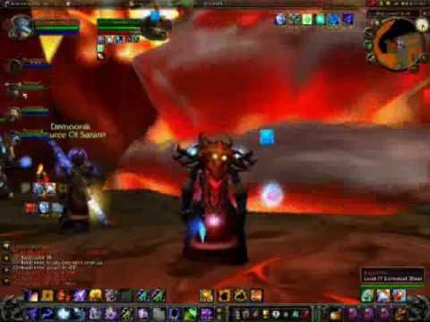 Toxic WoW - Ragnaros - Source Of Satan