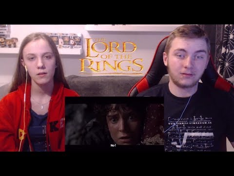 The Lord Of The Rings: The Fellowship Of The Ring - Reaction