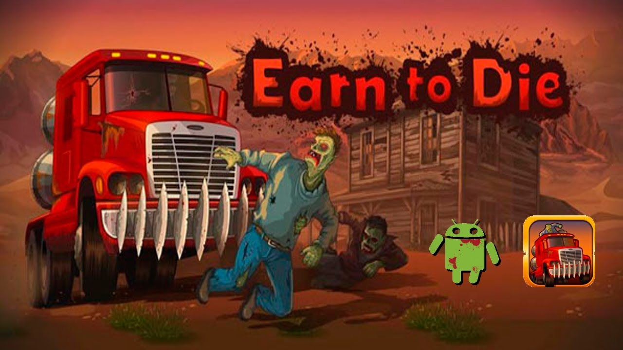 Earn to Die 2 - Взлом 2015 (Андроид) - YouTube