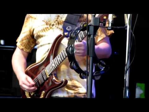 Furthur 7-6-12: Stuck Inside of Mobile with the Memphis Blues Again