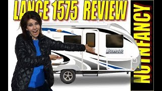 Lance 1575 Trailer Review: Our Home 2