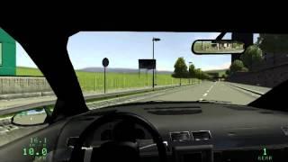 Driving Simulator 2009 HD gameplay.