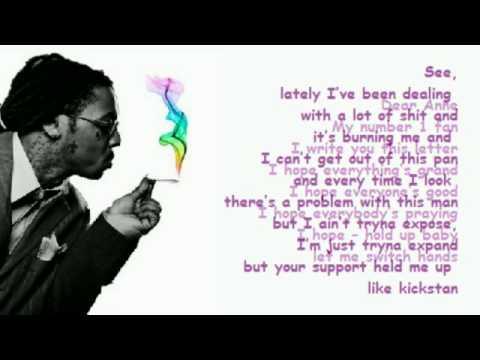 Lil Wayne - Dear Anne lyrics ( Stan Part 2 )  [Carter IV] 2011