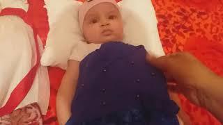 يوميات الطفلة أريج و مشتريات العيد لباس أطفال للعيد أريج و البسة العيد للأطفال