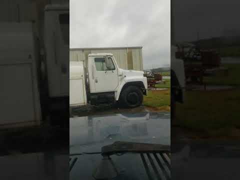 Flooding in Eastern NC (RAW) Belhaven