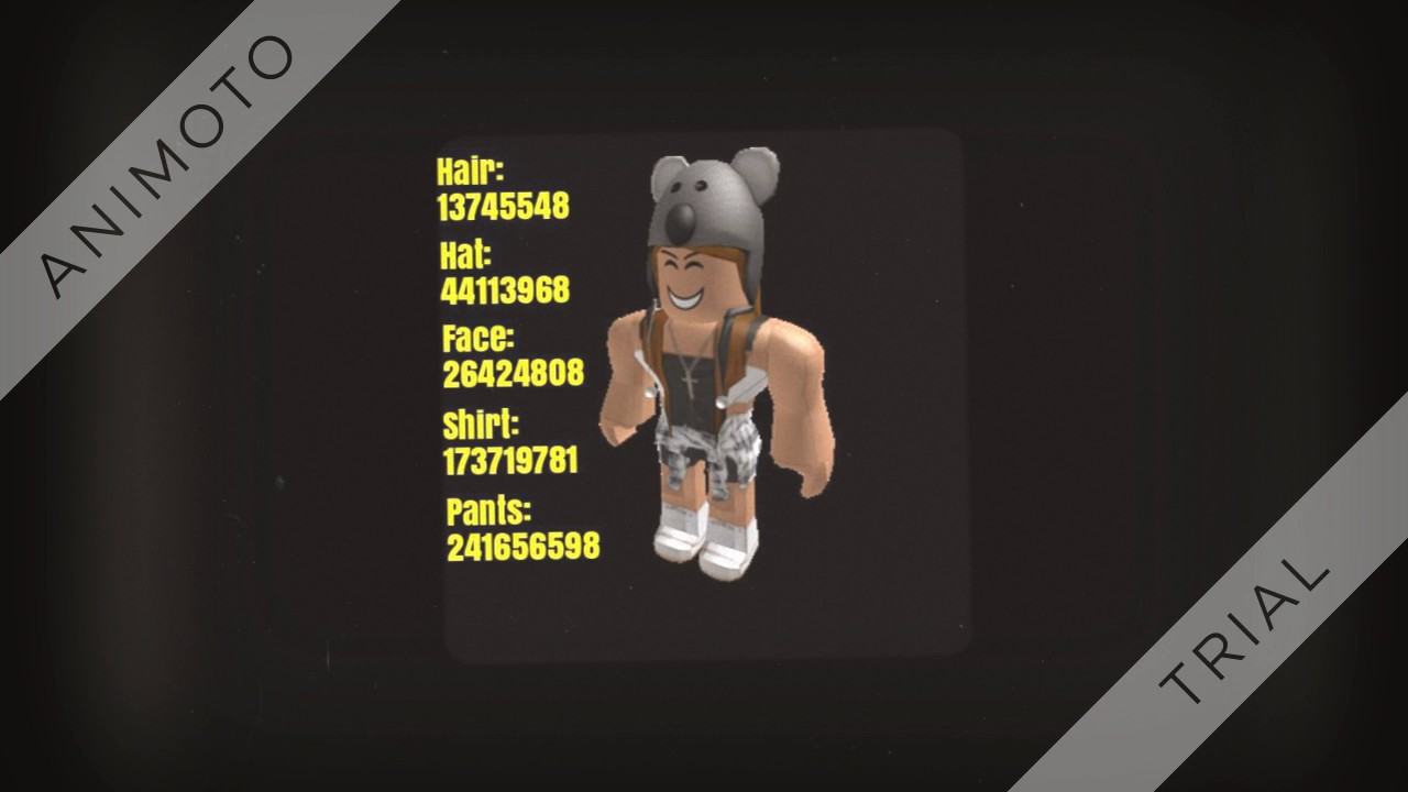 ROBLOX HIGH SCHOOL GIRL OUTFIT CODES - YouTube