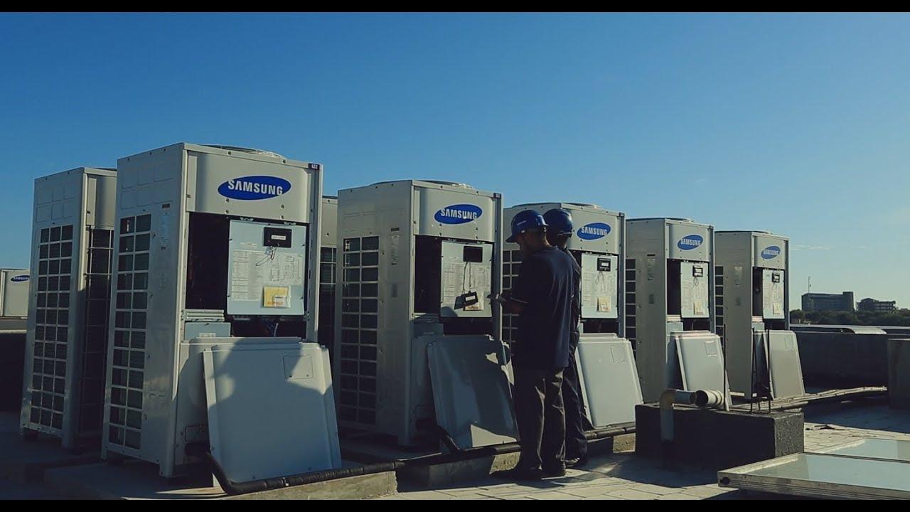 samsung dvm (kenya project) ~ redefining system air conditioning