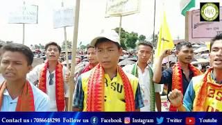 Mass Gathering at Kasikotra Chirang for BODOLAND