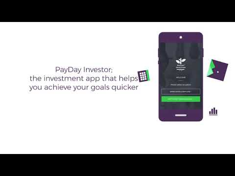 Meet PayDay Investor, that cool investment app!