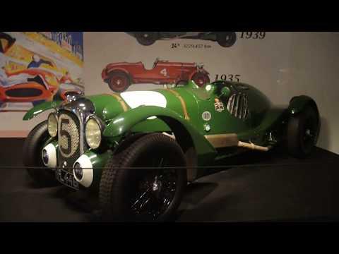 Car Review: 1935 Lagonda M45R,1939 Lagonda V12, 1957 Jaguar D-Type XKD 606