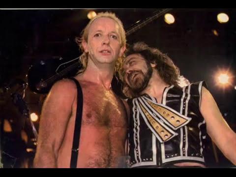 Judas Priest Hot For Love Live 1986