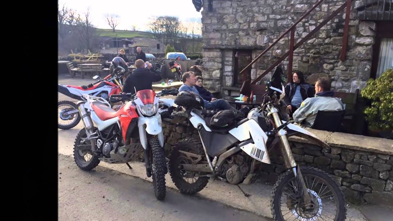 feb 2016 trail ride to yorkshire for a spot of lunch trf abr