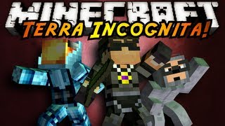 Minecraft: Terra Incognita Part 1!