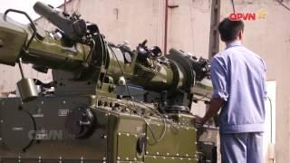 Pháo phòng không 57mm doTrung Quốc sản xuất đã lạc hậu nhưng vẫn hiện đại