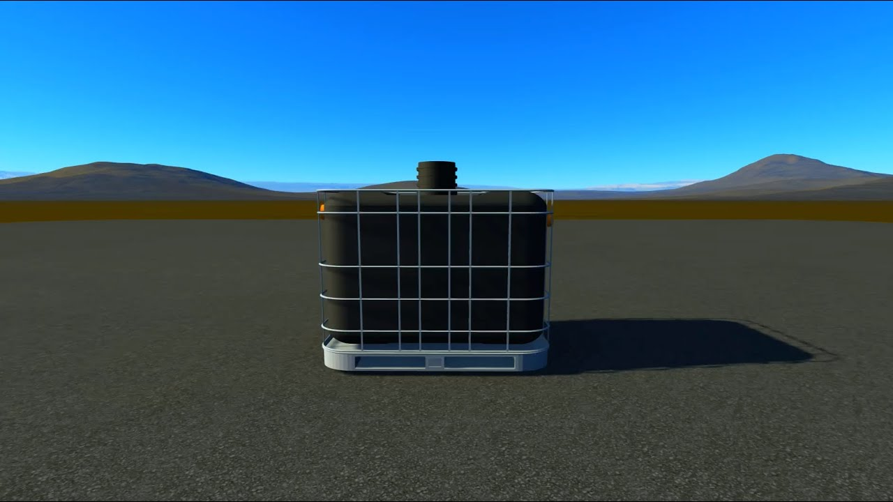 The Cube Septic Tank Youtube