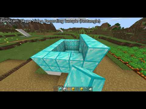 Bandicam: Minecraft Game Recording Sample Video, Full / Registered Version