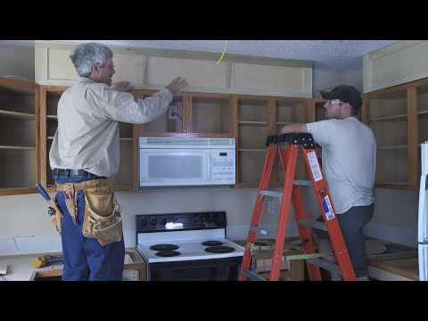 Kreg Kitchen Makeover Series Part 6: How To Extend Your Cabinets for a New Look