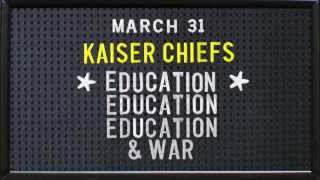 Watch Kaiser Chiefs Misery Company video