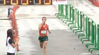 Los participantes de Kenia fueron los grandes vencedores en la Maratón de las Flores