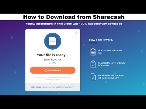 How To Download From Sharecash 2016-2017