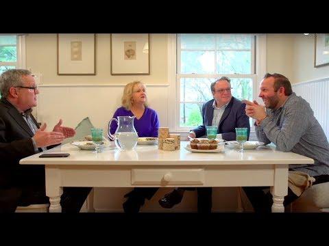 Dinner Conversations   Comic Grief ft. Chonda Pierce & Ken Davis