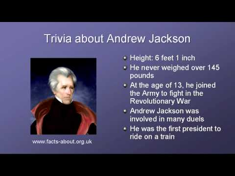 american civ andrew jackson One-third of the soldiers who fought for the union army were immigrants, and nearly one in 10 was african american james madison, andrew jackson.