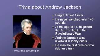President Andrew Jackson Biography