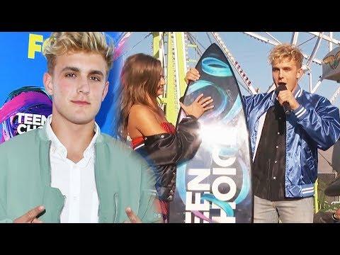Jake Paul RIGGED Teen Choice Awards & Won BEST YouTuber? KSI vs MINECRAFT YouTuber FIGHT!