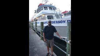 Deep Sea Fishing on the Capt. Anderson IV  (Awesome)