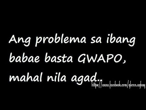 """TagAlog"" Inspirational Love Quotes(MAYBE)"