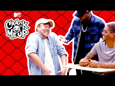 Conceited Has No Comeback For This Low Blow | Crack Me Up | Episode 5