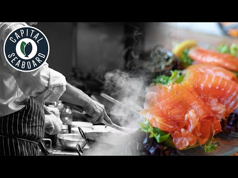 The Chef, The Farmer, & The Fisher:  Ducktrap Smoked Salmon