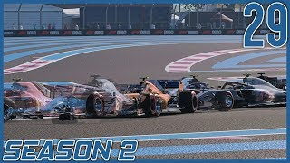 ALIENS | F1 2018 Williams Career Mode S2 Ep. 29 | France