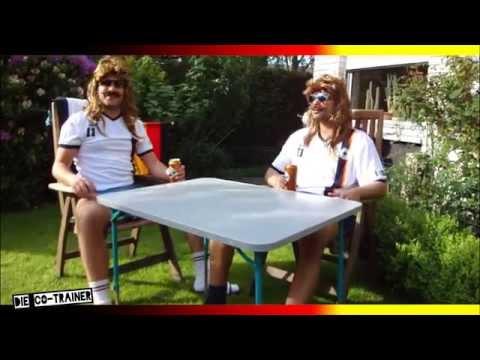 EM Song 2016 - Die Co-Trainer - Deutscheland ist Geil (Hau die Pille in das Netz) WM Song 2018
