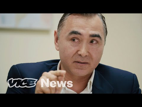 The Uighur Journalists Reporting On China —from Washington DC