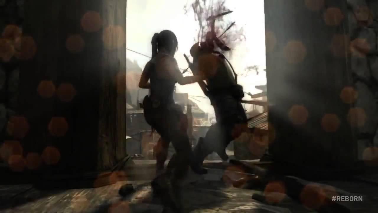 Tomb Raider Reborn Trailer - YouTube