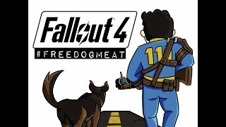 Fallout 4- How to find Dogmeat if you lose him