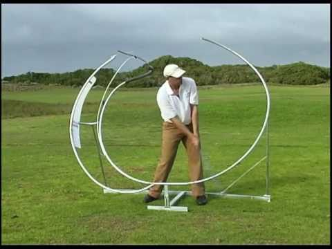 Golf Gruva! Most advanced Golf Swing Trainer ever! The Golf Gruva!
