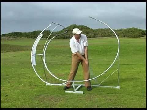 Golf Gruva! Most advanced Golf Swing Trainer ever! The Golf Gruva!