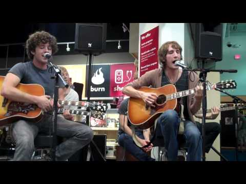 Green River Ordinance - Endlessly (live acoustic)