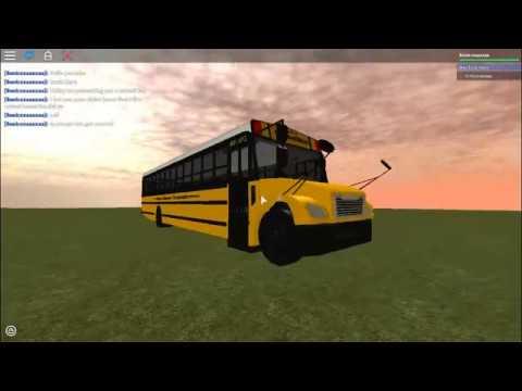 Thomas Roblox School Bus Roblox Thomas Saf T Liner C2 School Bus