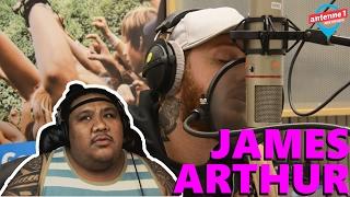 James Arthur - Sermon [MUSIC REACTION]
