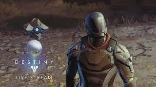 Destiny - Xbox One Gameplay - Part 1