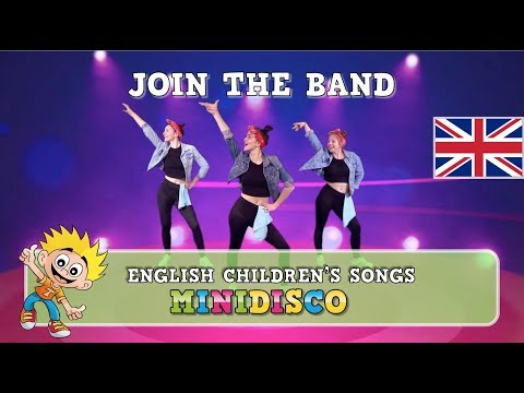 Children's Songs | Dance | Video | JOIN THE BAND | Mini Disco