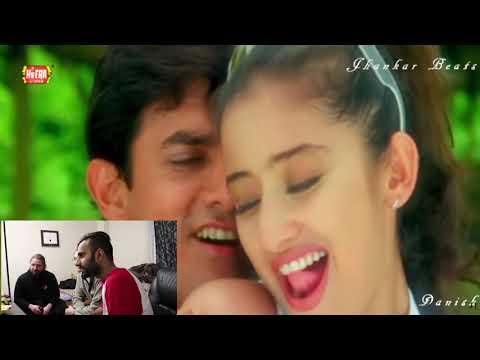 Bollywood Breakdown - EP 2 - Mera Mann - Aamir Khan, Alka Yagnik - Feat Dimitri, JamEasy - REACTION